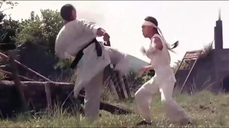 咏春拳大战虎爪功,拳拳到肉凶狠无比,硬碰硬的较量