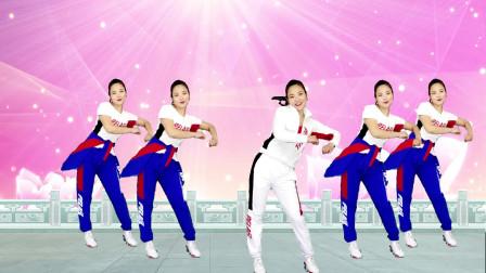 《情歌2019》时尚网络流行 简单入门小摆胯现代舞