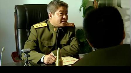 《士兵突击》许三多一句话遭团长教育,成才答复被袁朗嫌弃,太扎耳朵!