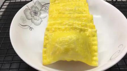 苹果派,酸甜金黄酥脆做法简单