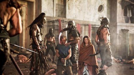 人类为了统治世界,释放泰坦巨人屠戮诸神,女神雅典娜都战死沙场