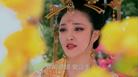 太平公主秘史:武媚娘难怪会把太平公主宠上天,没想到全都是因为她的!