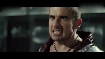 刀锋战士完虐吸血鬼王,不料吸血鬼王愤怒变身,吊打刀锋战士!