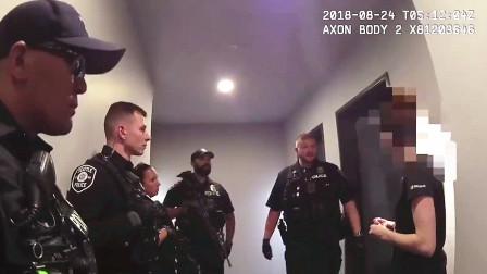 """""""绑匪""""打电话索要赎金,9名警员出动解救人质,到现场一看懵了!"""