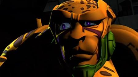 最早的3D动画,90后的首推,猛兽侠第五集禁果