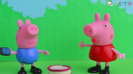 成长益智玩具,挖掘机修建的秘密水井,被小猪佩奇发现!