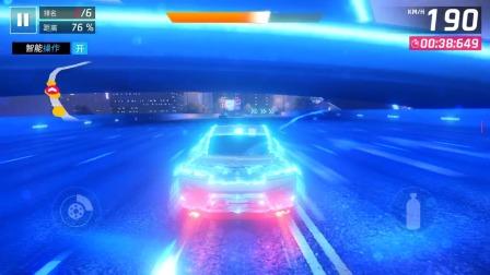 阿涛《狂野飙车9》手机游戏生涯模式D级菜鸟10