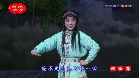 河北梆子《宝莲灯》中国戏曲学院表演系演出