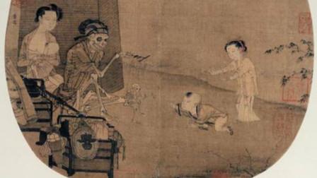 """700年前流传下来的""""诡异画像"""",一直封存故宫之中,无人敢直视"""