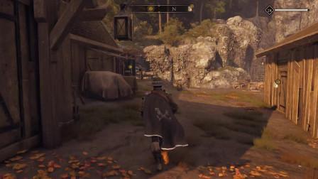 期22树根之下《贪婪之秋》最高难度全任务剧情 正经欧美大型RPG