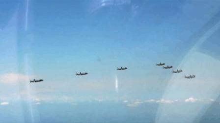 和平不是守出来的,总师表态透露强硬信号,7架歼20罕见巡航外海