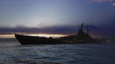 【战舰世界欧战天空】第718期 克里姆林战场翻船记