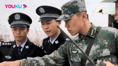 陆战之王:新兵做任务用对讲机点菜,班长听了秒懂,赶去救人