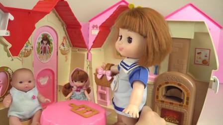 好玩又炫酷的儿童趣味过家家玩具