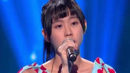 中国好声音:李芷婷流沙,惊艳转音耳目一新