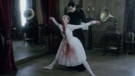 变态母亲逼迫女儿跳舞,踩断脊柱,往身体里装上零件《死色》