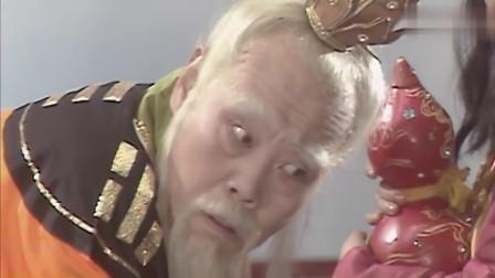 西游记:猴头说去别处借,太上老君担心溜回来偷仙丹,送他一粒!
