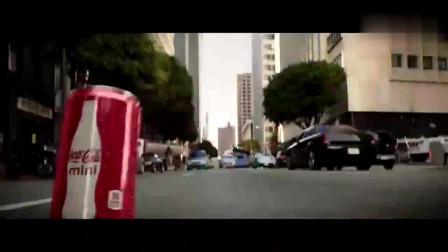 创意广告 可口可乐的又一经典广告,太有创意了
