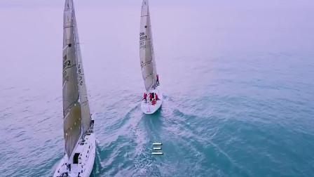 幸福归来:灰姑娘带领船队在雷暴天气突出重围,连总裁都甘拜下风