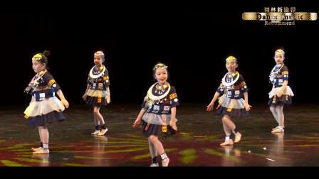 锦绣之花广东赛区《哈尼族小姑娘》汕尾市北舞时代艺术培训中心