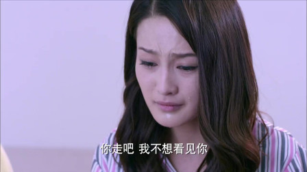 千金归来:林皓妈妈叫长清走 说林皓不想见到她