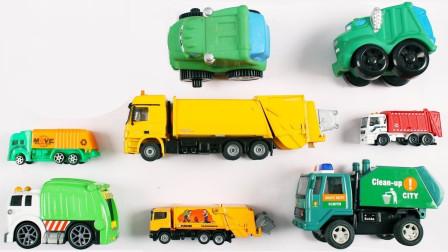 展示绿皮卡车运输车