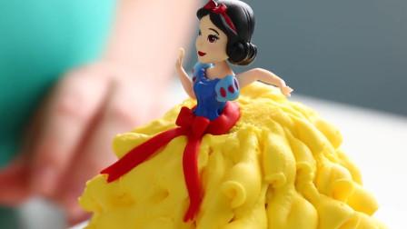 看人家制作蛋糕心灵手巧,教你一招,手残也能制作出大师级的蛋糕
