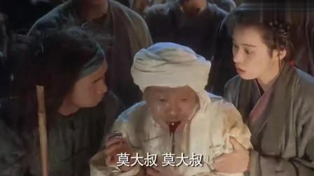 武状元苏乞儿:苏灿获得丐帮帮主之位,老帮主把降龙十八掌秘籍和大还丹交给苏灿