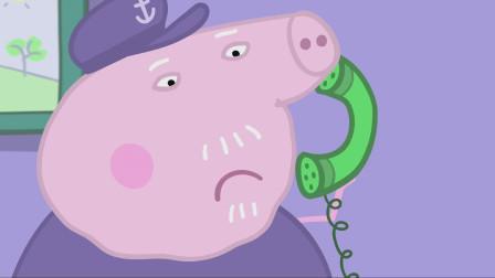 猪爷爷接到了不想听到的消息