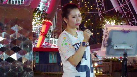 香港女歌手莉莉演唱《印象》,这首歌曲你们听过吗