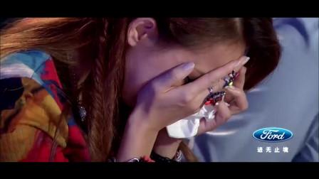 云南流浪歌手一夜唱红的一首歌,韩红李玟哭到失控,黄晓明也流泪