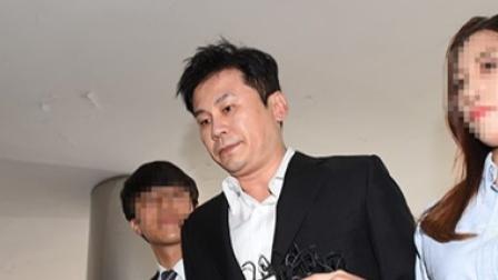杨贤硕与YG被追缴超3500万税款 霉运不断还欠巨债