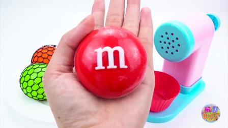 玩具梦工厂 男孩冒险探索系列玩具 发泄球,缓解压力 超级黏土面条机