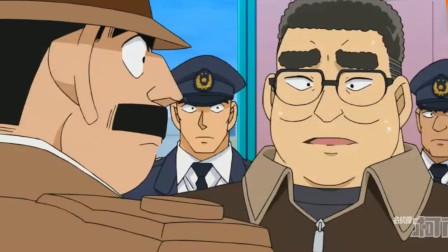 名侦探柯南:小哀好奇柯南的手机密码,风筝案件机关是纸杯电话