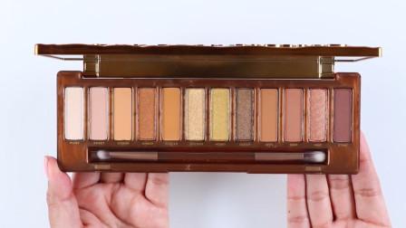 这盘眼影四季都可以用,颜色超级好看,助你轻松打造各样眼妆