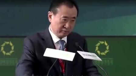 王健林被问:羡慕马云一天赚200亿吗?他的回答,够我看十遍