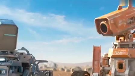 机器人总动员:这段真的精彩,就像新世界来临