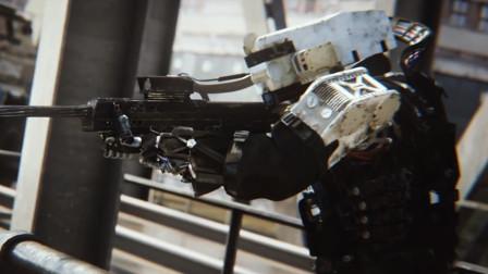 不愧是《阿凡达》制作组,耗时2年做出科幻短片,不输任何大片!