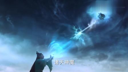 道玄要诛杀张小凡,碧瑶使出浑身解数,为张小凡挡下致命一剑