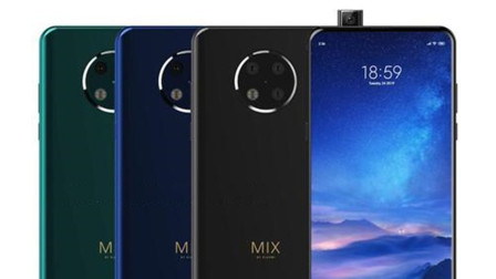 小米MIX 4概念版即将登场:9月24日发布