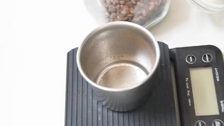 手冲咖啡教学-300cc手冲咖啡制作