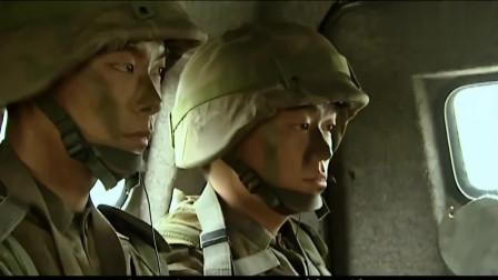 士兵突击:齐桓说起下星期任务,就是削他们,许三多表示不服