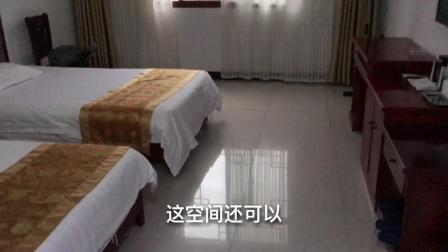 在安徽金寨天堂寨景区,景区400米附近的酒店只要77元,真划算