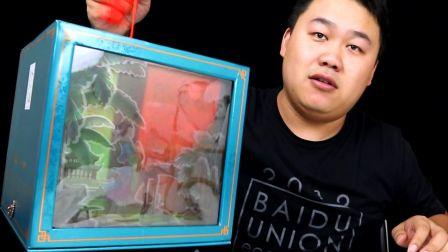 """试吃""""李子柒""""卖的月饼,多少钱一盒?告诉你价格,你说贵吗?"""