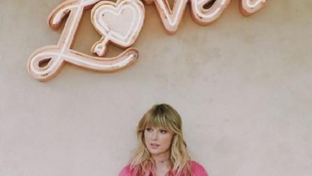 霉霉第七张专辑《Lover》甜蜜上线!18首好歌一网打尽