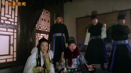 古龙小说《陆小凤》改编电影! 剑神西门吹雪VS天外飞仙叶孤城!