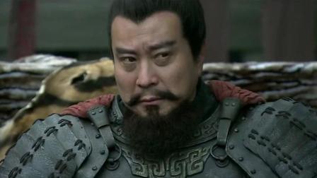 新三国: 刘备临走之前留下一句话, 让人曹操、袁绍、等人都沉默了!