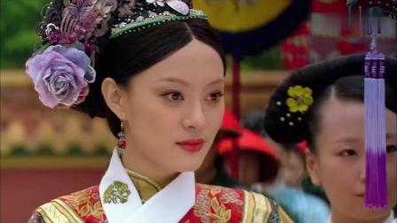 《甄嬛传》这个女人真不简单, 一个举动令甄嬛脸色大变, 果然姜还是老的辣