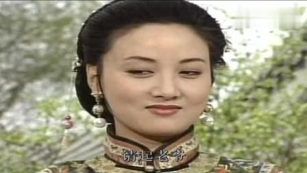 乾隆让公公传旨刘墉复职, 来到刘府正赶上夫人有喜, 结果又喝上了