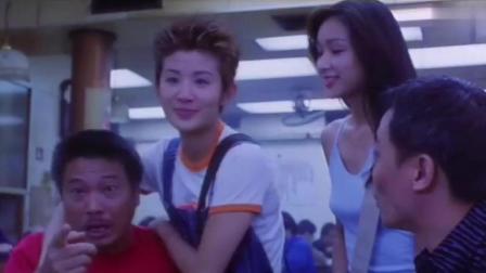 古惑仔最初的样子, 坤哥、大B哥还是小弟